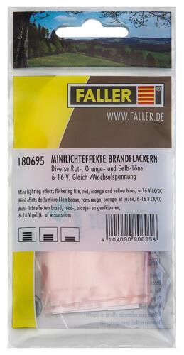 FALLER 180695 minilichteffekte brandflacker