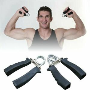 Wrist Apparatus Hand Gripper Fitness Forearm Grip Muscle Exerciser Strengthener