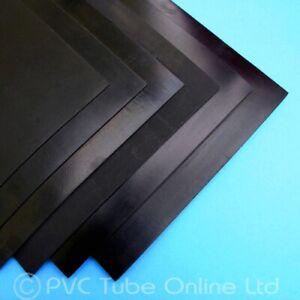 Neoprene Rubber Sheet Solid Black Smooth 1mm 1 5mm 2mm 3mm 4mm 5 5mm 6mm Ebay