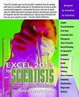 Excel 2013 for Scientists by Dr. Gerard Verschuuren (Paperback, 2014)