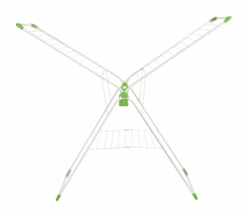 Wäscheständer Standtrockner Wäschetrockner Flügelwäscheständer PM491 Klappbar