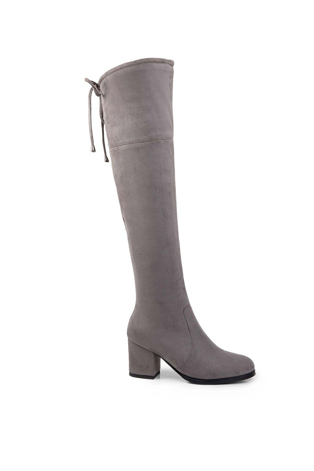 Ann Creek Mujer 'Delica' over-the-la rodilla botas Slouch