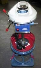 Snow Cone Heavy Duty Electric Ice Shaver Machine Iris001