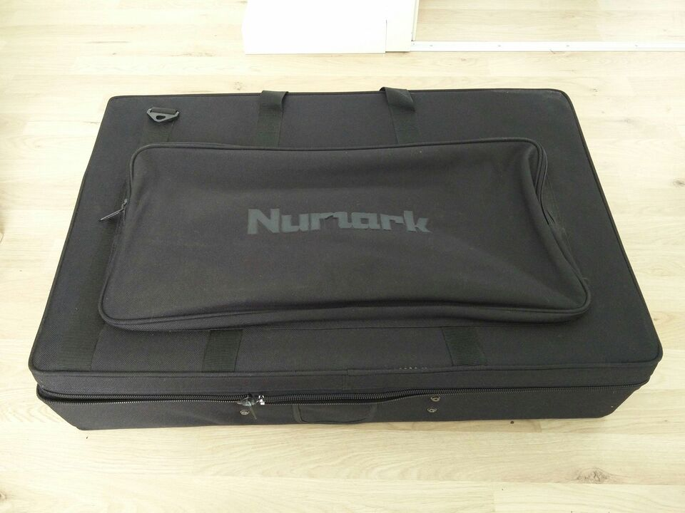 CD player taske, Numark