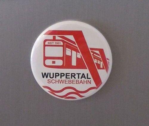 Kühlschrankmagnet 5,5 cm Schwebebahn Wuppertal