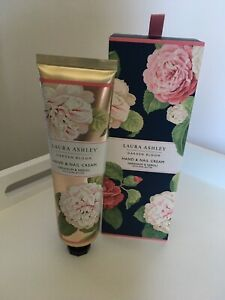 Details about LAURA ASHLEY Garden Bloom Hand & Nail Cream Geranium & Neroli Unopened