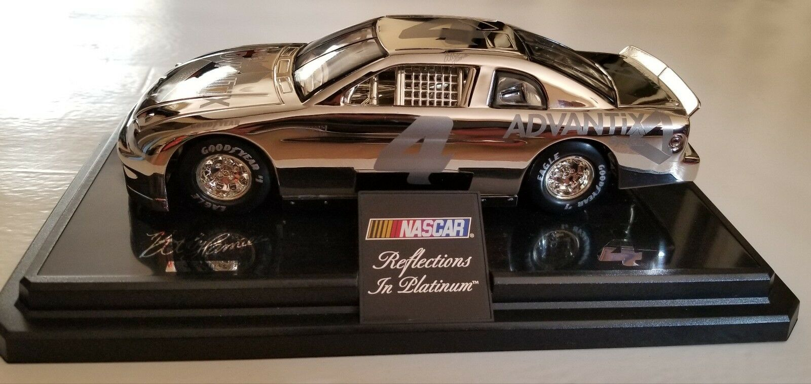 NASCAR Platinum Collectible Model Car Racing Champions Issue 23P Die Cast