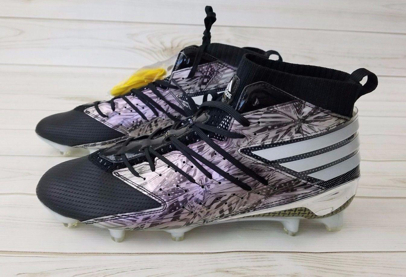 primeknit nouvelles adidas adidas adidas x monstre kevlar crampons aq8796 carbone noir taille 13 556317