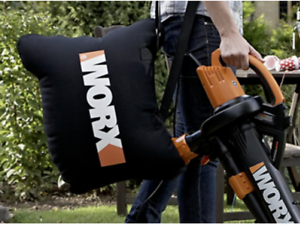 Worx-Trivac-Replacement-Leaf-Collection-Bag-Blowers-WG500-WG501-WG502-WG508