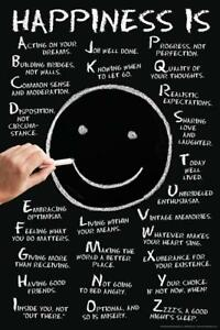 Happiness-Is-A-Z-Motivational-Mural-inch-Poster-36x54-inch