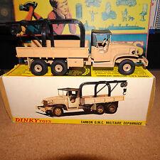 Dinky Toy #808 GMC Sahara Wrecker  - MIB!!