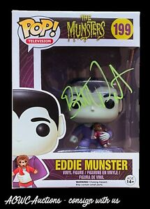 Funko POP! - Television - The Munsters (vaulted) - Signed by Butch Patrick - JSA