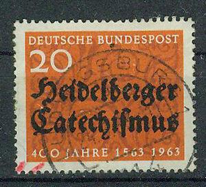 BRD-Briefmarken-1963-Heidelberger-Catechismus-Mi-Nr-396