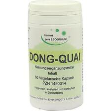 DONG QUAI Vegi Kapseln 500 mg 60 St