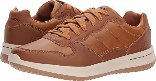 SK11 Skechers Mens Relaxed Fit Delson - Romen D M- Choose Price reduction