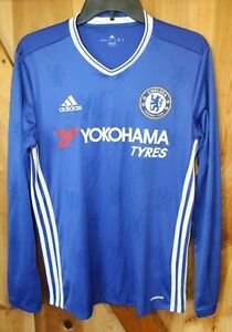 Details about Chelsea FC ~ Adidas Goalkeeper Jersey ~ Yokohama Tyres ~ Adult Small