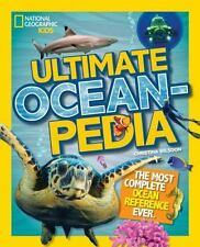 ULTIMATE OCEANPEDIA National Geographic Kids NEW Ocean children's book sea life