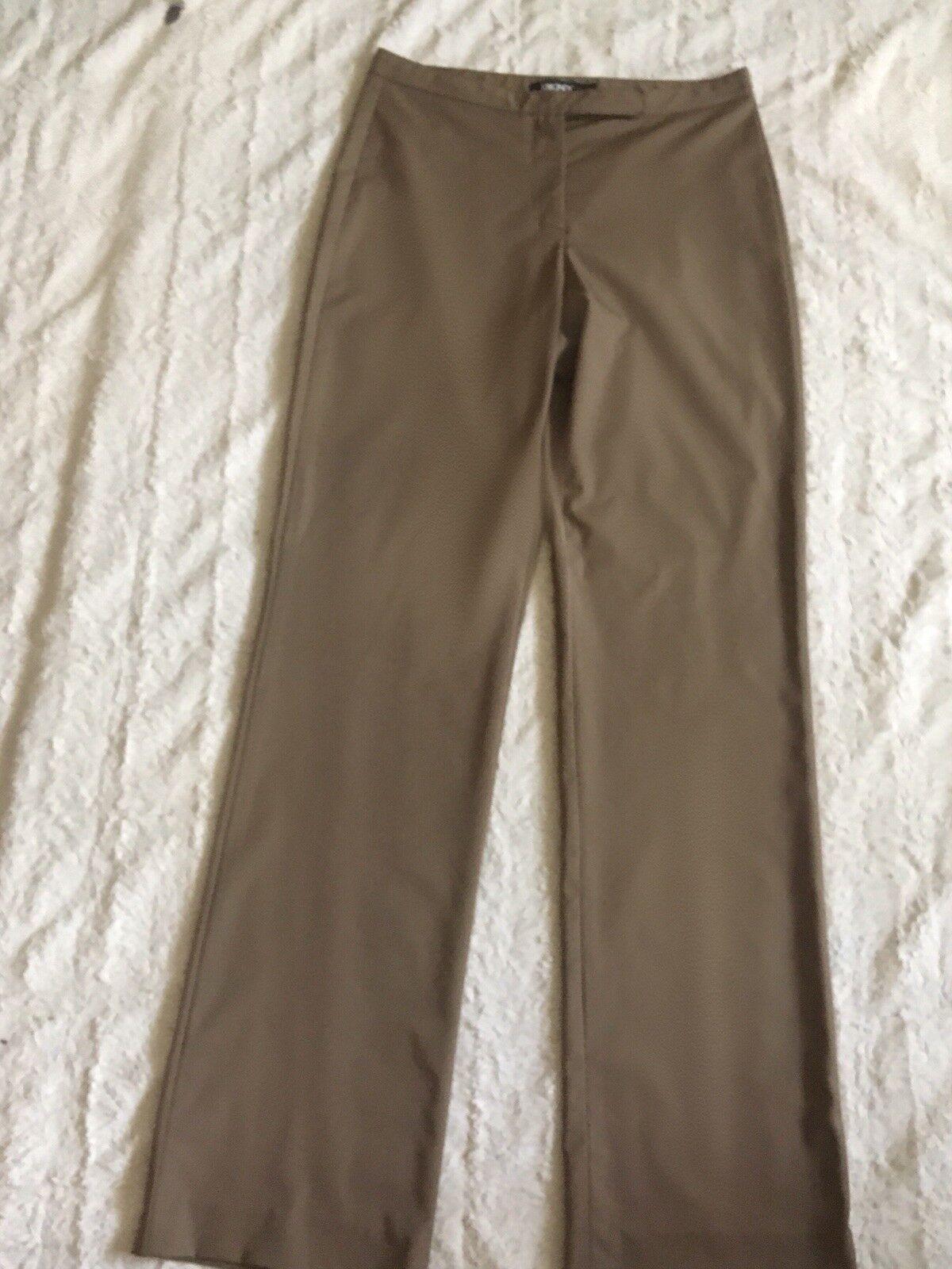 DKNY tan pants size 6