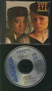 THE-ALAN-PARSONS-PROJECT-Eve-CD-alb-ARISTA-GERMANY-TOPAC-LESLEY-DUNCAN