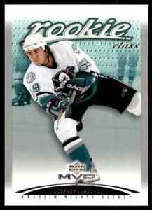 2003-04-Upper-Deck-MVP-Rookie-Joffrey-Lupul-446