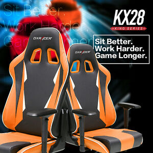 DXRACER Office Chair KX28NO Gaming Chair Ergonomic Desk Chair Computer...