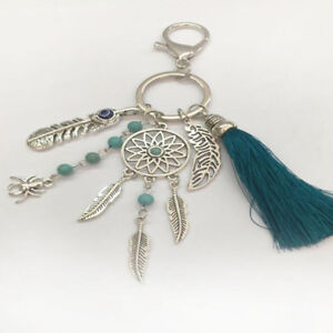 Hot-Selling-Pendant-Bag-Accessory-Durable-Ready-Stock-Wool-Tassel-Key-Ring