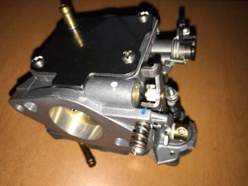 Elec Rem Model Genuine TOHATSU 15HP Carburettor MFS15C//D MFS20C//D Outboard 3BH
