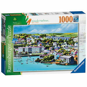 Ravensburger: Kinsale Harbour, County Cork 1000 Piece Puzzle *BRAND NEW*
