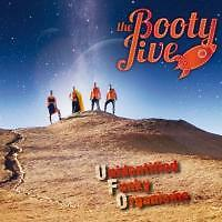 CD  U.F.O. The BootyJive Digipack (K61)