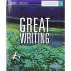 Great Writing 1: Text with Online Access Code by Keith Folse, Elena Solomon, April Muchmore-Vokoun (Mixed media product, 2013)
