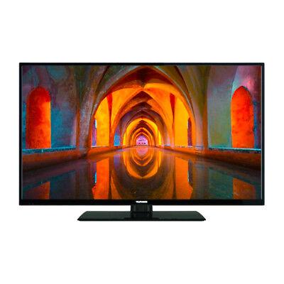"Television LED TV Telefunken 48"" Pulgadas 48DTF401 Full HD USB Con peana 2x hdmi"