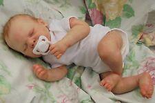 "Reborn realistic baby newborn * Phoenix * 19"" 6lb JosyNN Cassie Brace Ltd edtion"