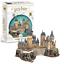 Harry-Potter-Hogwarts-Castillo-Rompecabezas-3D-Modelo-PL miniatura 1