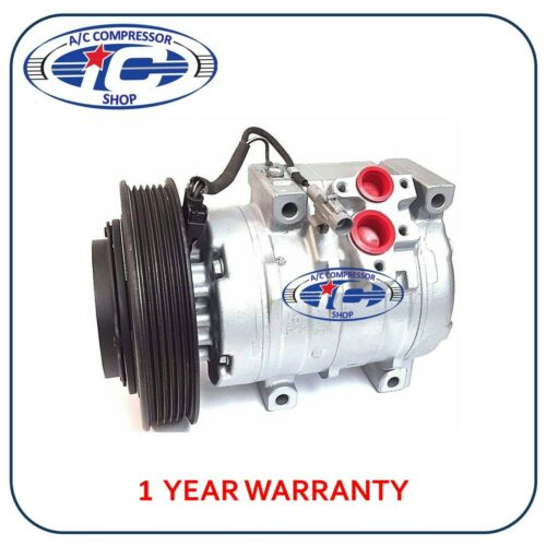 A//C Compressor Fits Toyota Corolla Matrix 2003-2008 L4 1.8L 10S15L 77391