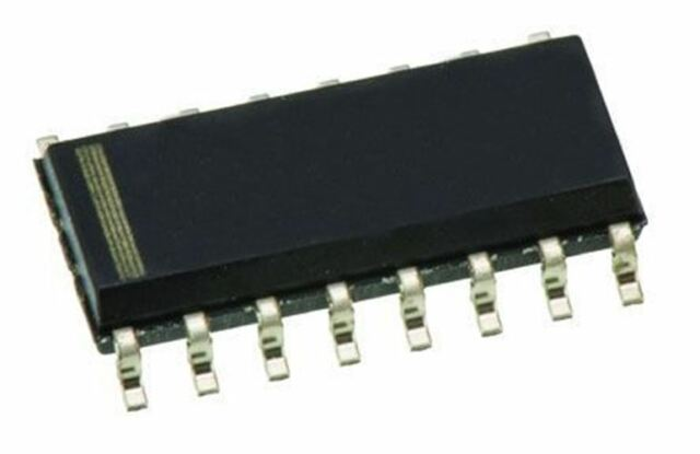 Texas Instruments SG2524DR, Pwm Kontroll- 450 Khz, 8 Â ?? 40 V 16-Pin, Soic