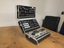 TRIPLE Stand Rack per 3 pezzi elettrone Analog Rytm Four octatrack macchina Drum