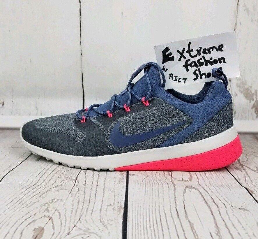 Nike Ck Racer Para Mujer Correr Zapatos Talla 12 12 12 916792 402 Zapatillas gris rosado Azul  en stock