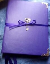 Magick Potions & Recipes Spell Book of Shadows Journal Travel Sized