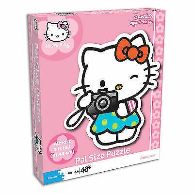 Pressman Hello Kitty Pal Size Puzzle Zagadki i łamigłówki
