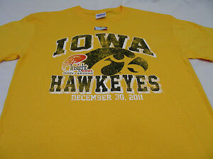 IOWA-HAWKEYES-NCAA-FBS-BIG-10-INSIGHT-BOWL-MEDIUM-SIZE-DISTRESSED-LOGO-T-SHIRT