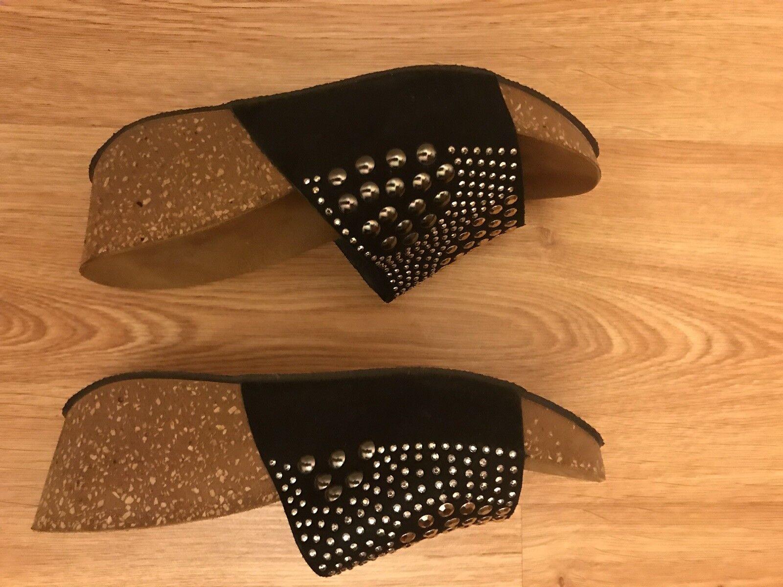 Moda In Pelle Sandal Size 5