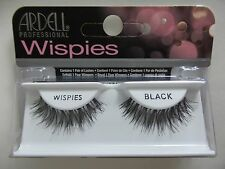 (LOT OF 10) Ardell Natural WISPIES False Lashes Eyelashes Black Strip Fake