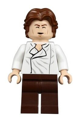 Lego Star Wars Han Solo Minifigure From 75174 New Sw0823