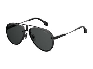 Occhiali-da-Sole-CARRERA-GLORY-nero-opaco-grigio-antiriflesso-003-2K