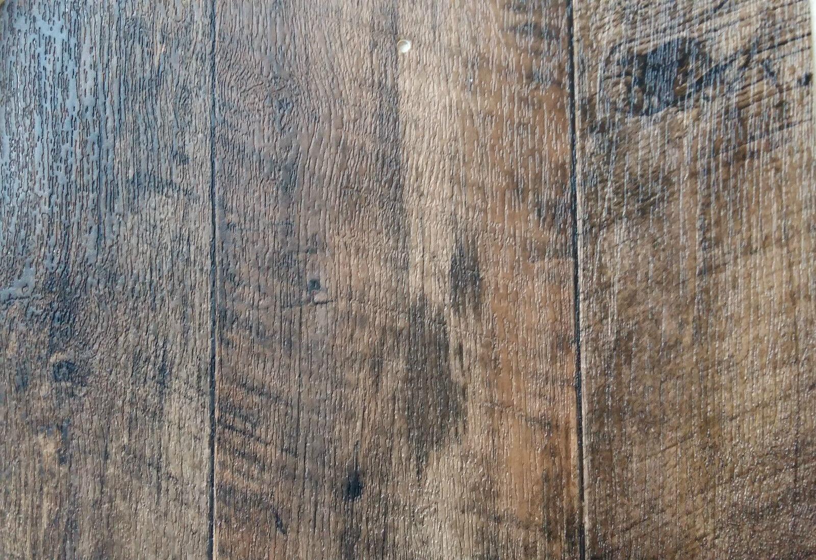 CV-Belag Holz Optik Struktur Elastischer Bodenbelag 4m Breite PVC  /qm 503