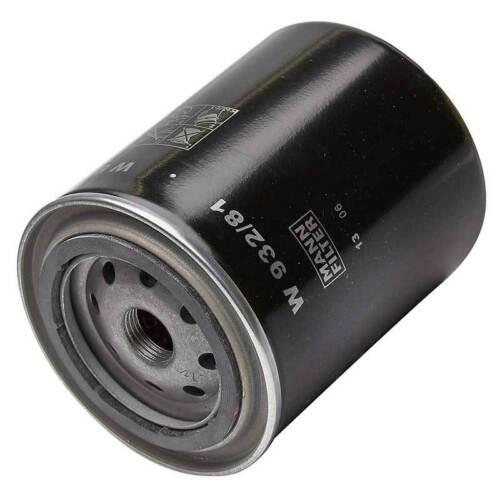LTI TX 2.7 TD Mann Oil Filter Spin-On Screw-On Type Performance Service Engine