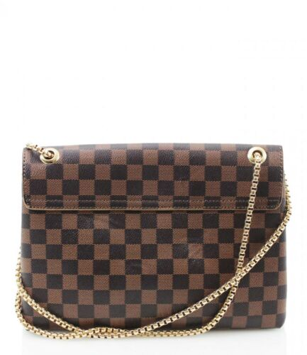 Designer Inspired Checkerboard Chain strap shoulder bag Various colours