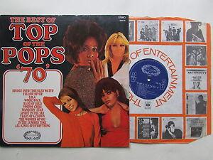 The-Best-Of-Top-Of-The-Pops-039-70-039-LP-1970-HALLMARK-SHM-705-V-G-C