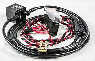 VW T5 100A/Amp Heavy Duty Split Charge & Leisure Battery Fitting Kit + Inverter