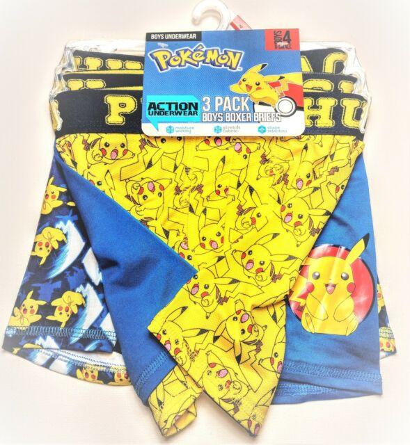 Action Underwear 2 Pack Boys Boxer Briefs 115665